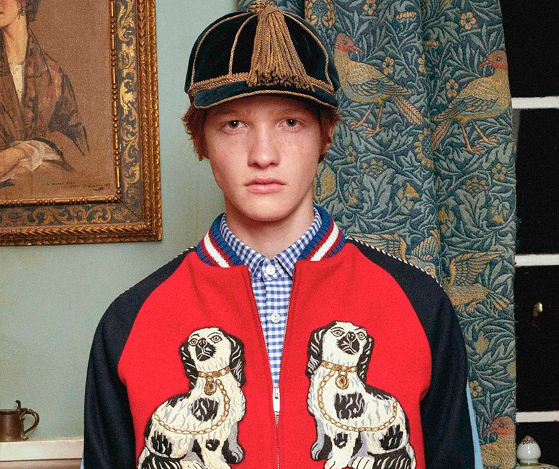 POSH MYANMAR - Gucci Mens Cruise 2017 -10