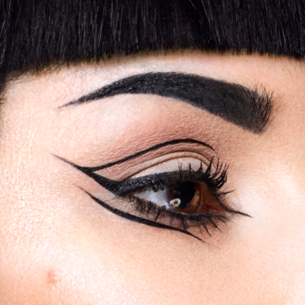 36fe174ed21 The First-Ever Liquid Liner for the Waterline – Kat Von D Beauty Lash Liner  (THB900) This ultra-pigmented formula was created with one goal in mind: an  easy ...