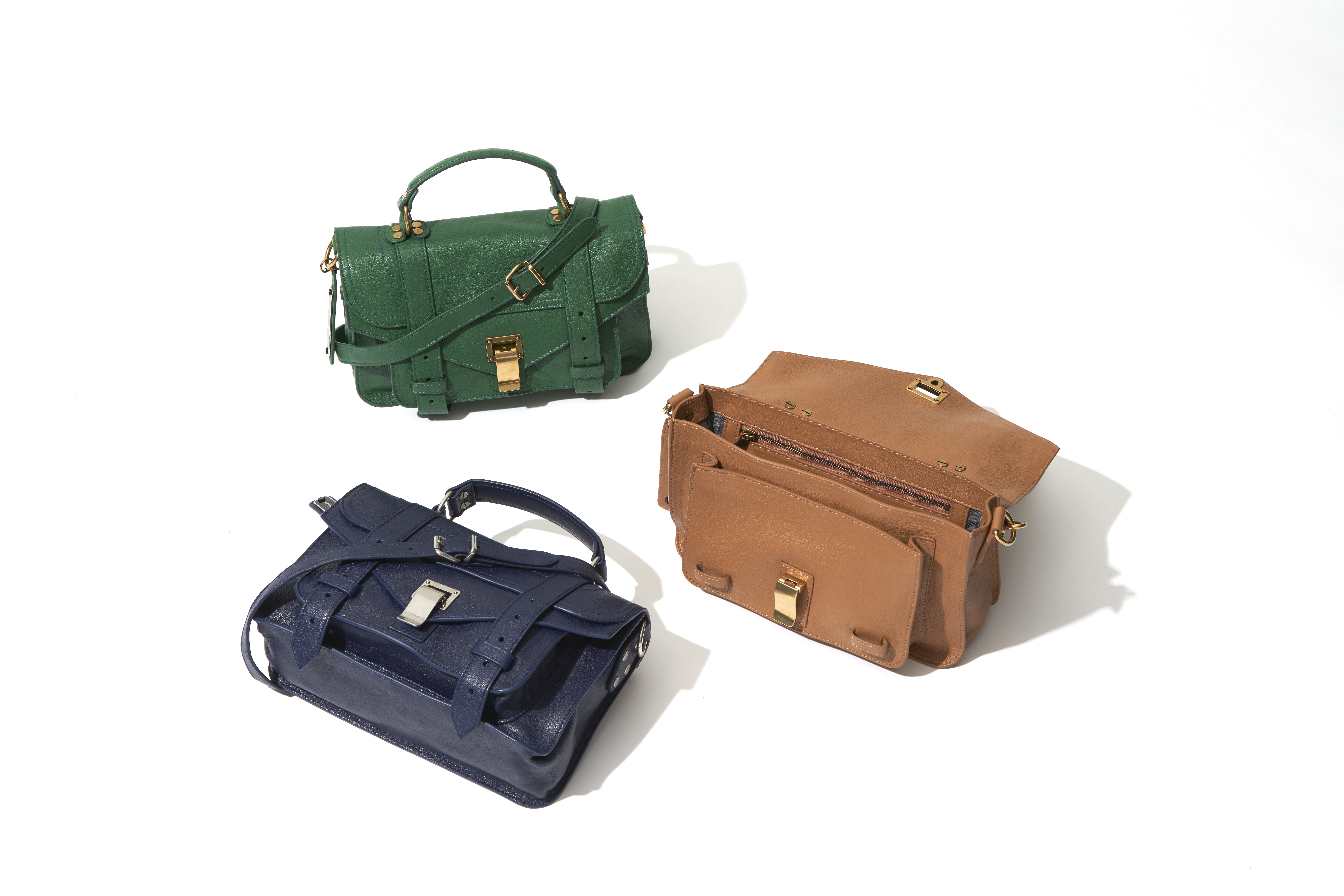 PROENZA SCHOULER PS1 WITH 3 NEW COLOURS THAT YOU COULDN T FIND ANYWHERE. by  Poshmagazine Myanmar daa57b6deacb2