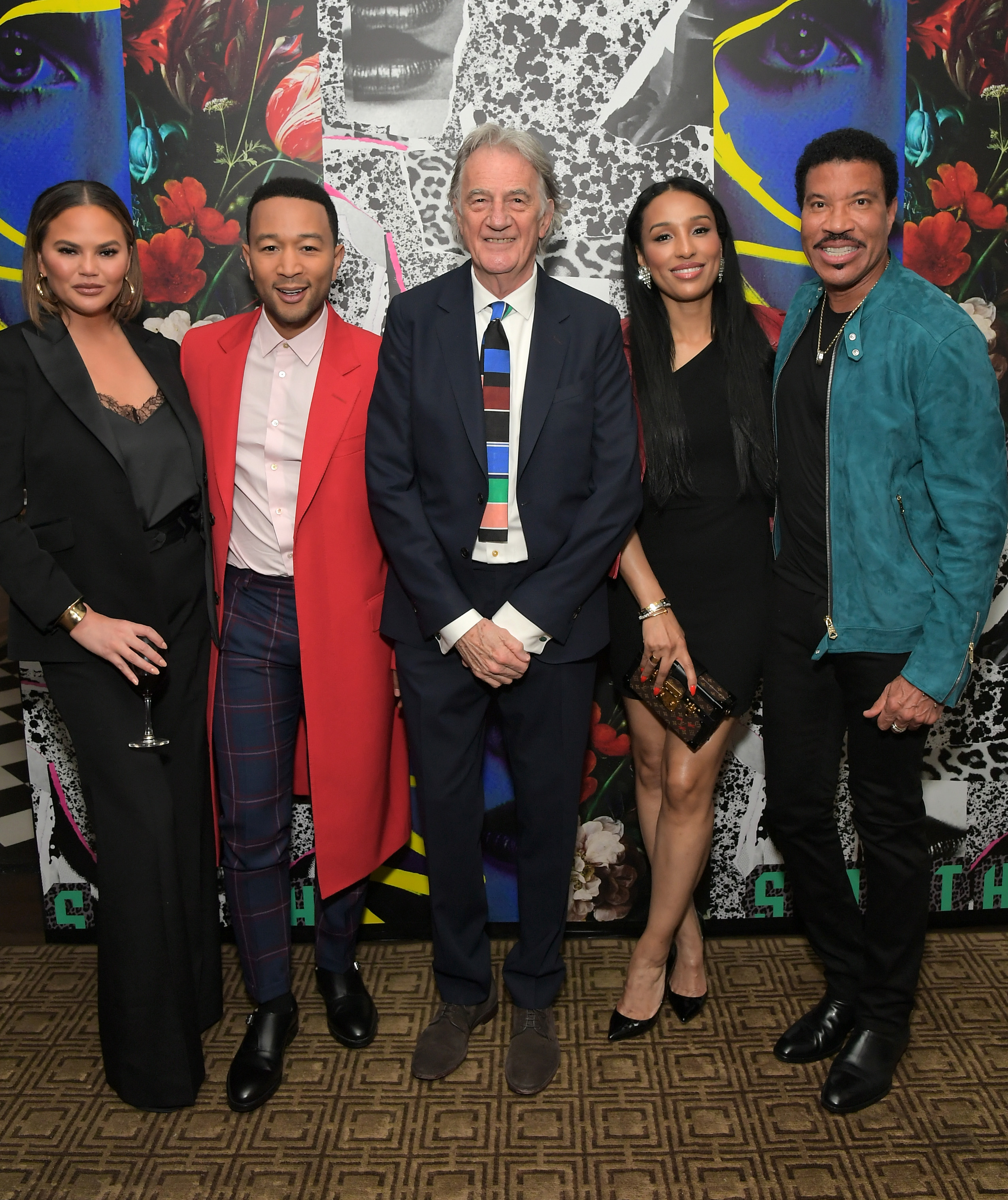 85976a5e5 PAUL SMITH & JOHN LEGEND HOST DINNER AT THE CHATEAU MARMONT, LOS ANGELES,  USA